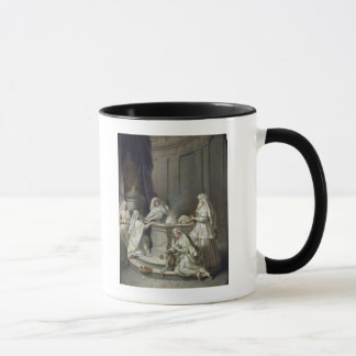 Mug Vierges de Vestal, 1727