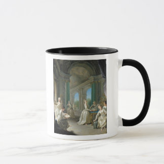 Mug Vierges modernes, 1728