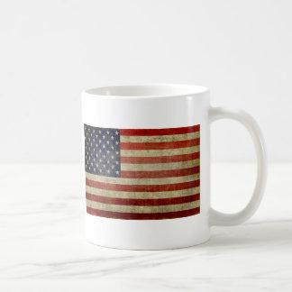 Mug Vieux drapeau américain