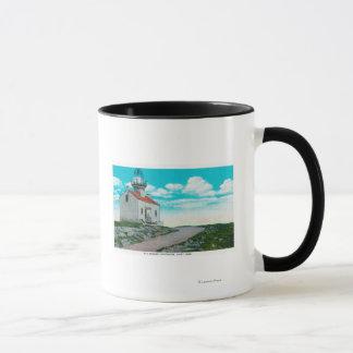 Mug Vieux phare espagnol au Point Loma
