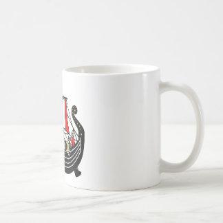 Mug Viking se transportent longtemps pour Vikings