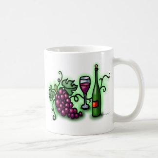 Mug Vin des raisins n