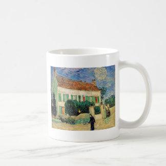 Mug Vincent van Gogh - la Maison Blanche à