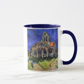 Mug Vincent van Gogh - l'église chez Auvers