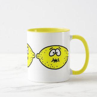 Mug Visage aigre de citron