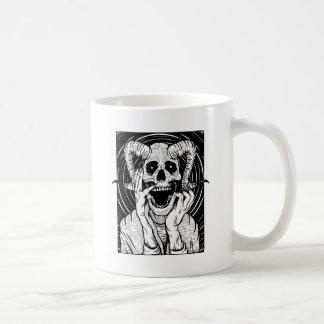 Mug visage de diable