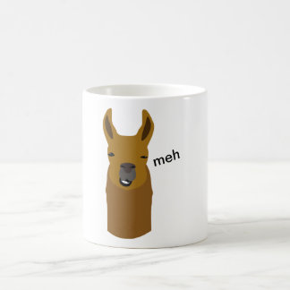 Mug Visage drôle de lama
