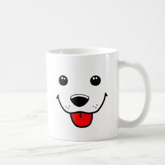 Mug Visage heureux de chiot