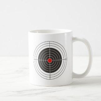 Mug Visez le tir pour le tireur d'arme à feu, de fusil