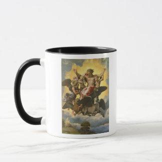 Mug Vision d'Ezekiel, c.1518