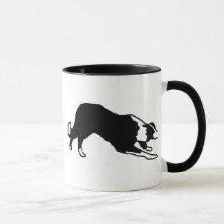 Mug Vitesse de border collie