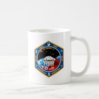 Mug Vitesse de la mission III de HI-SEAS