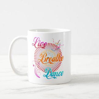 Mug Vivant respirez la danse