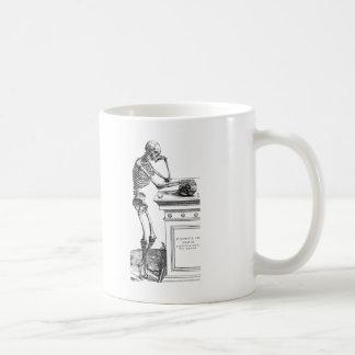 Mug Vivitur Ingenio - squelette