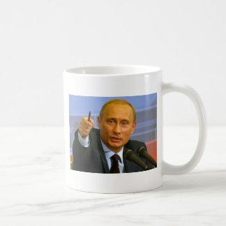 Mug Vladimir Poutine veut donner à cet homme un