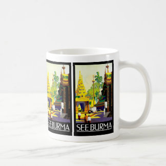 Mug Voir la Birmanie