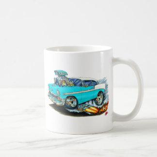 Mug Voiture 1956 de turquoise de Chevy 150-210