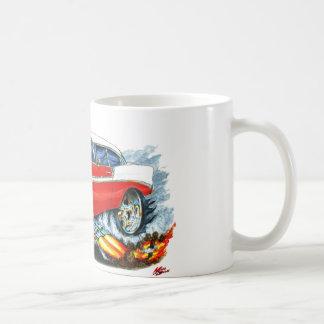 Mug Voiture 1956 rouge de Chevy 150-210