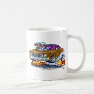 Mug Voiture 1972 de Monte Carlo Brown