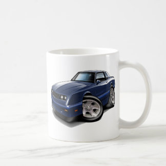 Mug Voiture 1983-88 de bleu de Monte Carlo