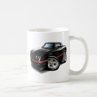 Mug Voiture 1983-88 noire de Monte Carlo
