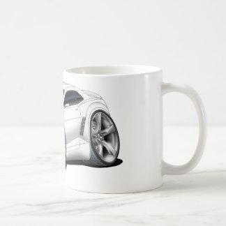 Mug Voiture 2010-11 de blanc de Camaro