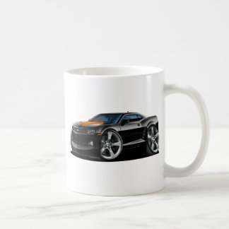 Mug Voiture 2010-12 Noir-Orange de Camaro