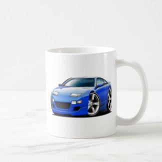 Mug Voiture de bleu de Nissan 300ZX