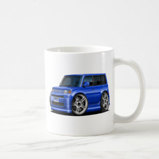 Mug Voiture de bleu du Scion XB
