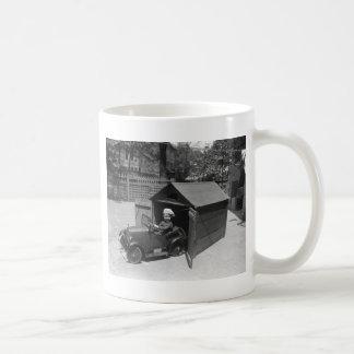 Mug Voiture de pédale de hot rod, les années 1900 tôt