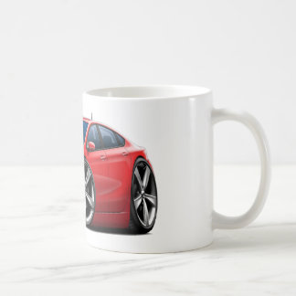 Mug Voiture de rouge de dard de 2013 Dodge