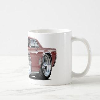 Mug Voiture marron de 1964 GTO