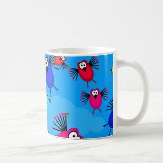 Mug Volée des oiseaux