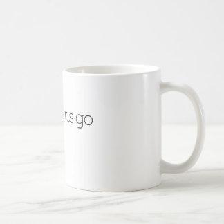 Mug Vont les humains vont (simple)