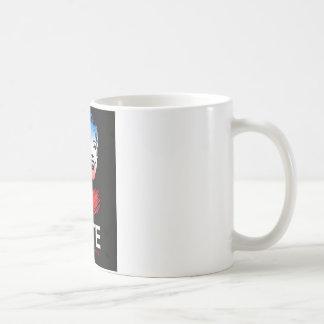 Mug vote HillaryRWB 2016