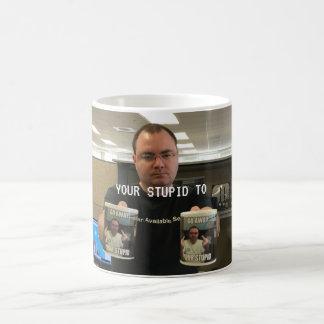 Mug Votre stupide à