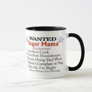 Mug Voulu - maman de sucre