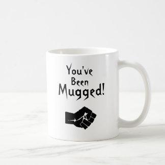 Mug Vous avez été attaqués !
