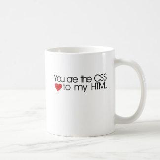 Mug Vous êtes le CSS à mon HTML