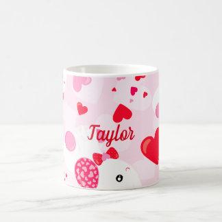 Mug Vous êtes mes coeurs de Valentine