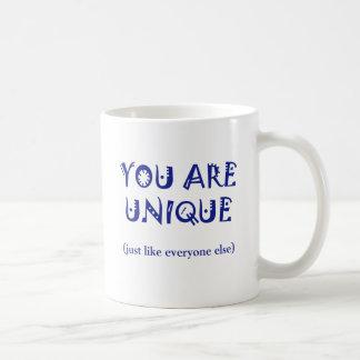 Mug Vous êtes uniques