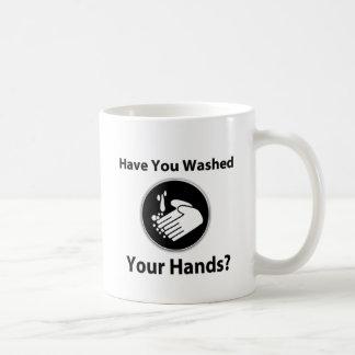 Mug Vous êtes-vous lavés les mains ?