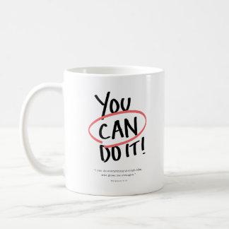 Mug Vous pouvez le faire !