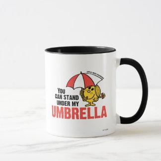 Mug Vous pouvez vous tenir sous mon parapluie