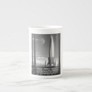 Mug Voyagent l'univers mono (la copie d'édition