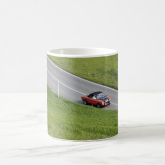 Mug Voyages par la route - voitures de sport