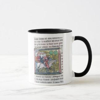 Mug Voyageurs, de Roman de Jules Cesar