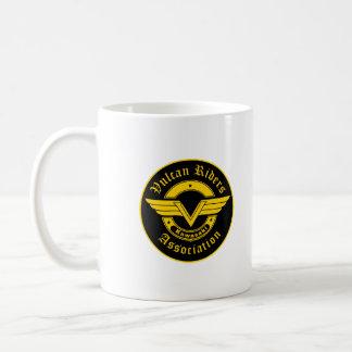 Mug VRA_Logo, vieux texte anglais