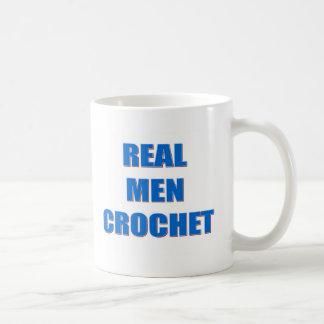 Mug Vrai crochet d'hommes
