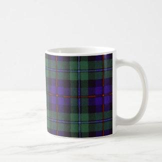 Mug Vrai tartan écossais - Campbell de Cawdor